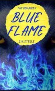 Blue Flame – S.H. Steele