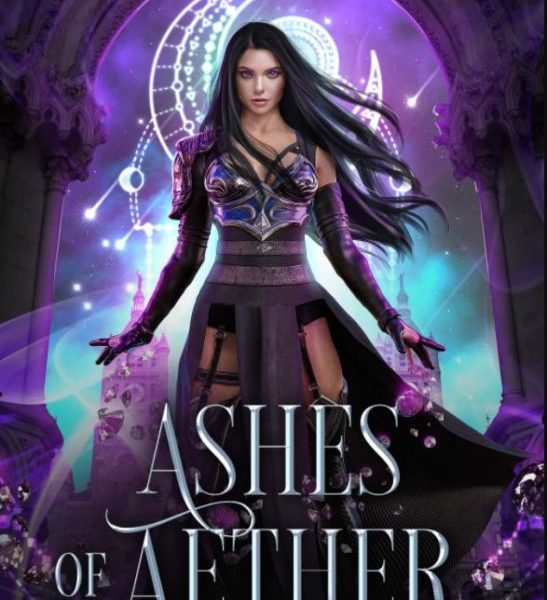 Ashes of Aether – Holly Rose